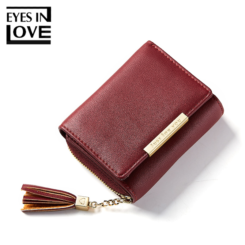 Eyes In Love Short Women Wallets