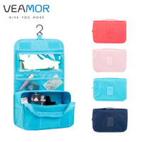 Storage Bag Travel Pouch Portable Waterproof Storage Bag Large Capacity Buggy Bag Pensile Cosmetic Organizer Bags