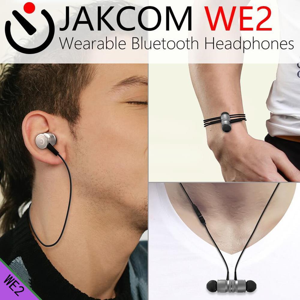 JAKCOM WE2 Smart Wearable Earphone Hot sale in Earphones Headphones as bludio nfc wired headphones