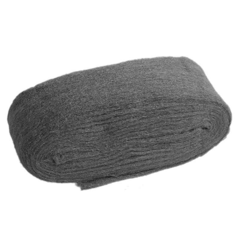 Alambre de acero de lana de grado 0000 de lana de acero para limpiar muebles de vidrio limpieza