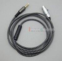 Hi-OFC With Mic Remote Headphone Cable For AKG Q701 K702 K271s 240s K271 K272 K240 K141 K171 K181 K267 K712 LN004962