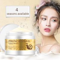 Snail Essence Face Cream Hyaluronic Acid Anti-aging Facial Self Tanners & Bronzers