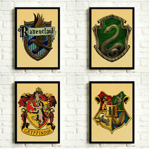 Harry Potter Magic School Movi