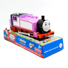 x149 Collector's Edition Boxed electric Thomas and friend rosie engine Trackmaster Motorized train children plastic toy gift