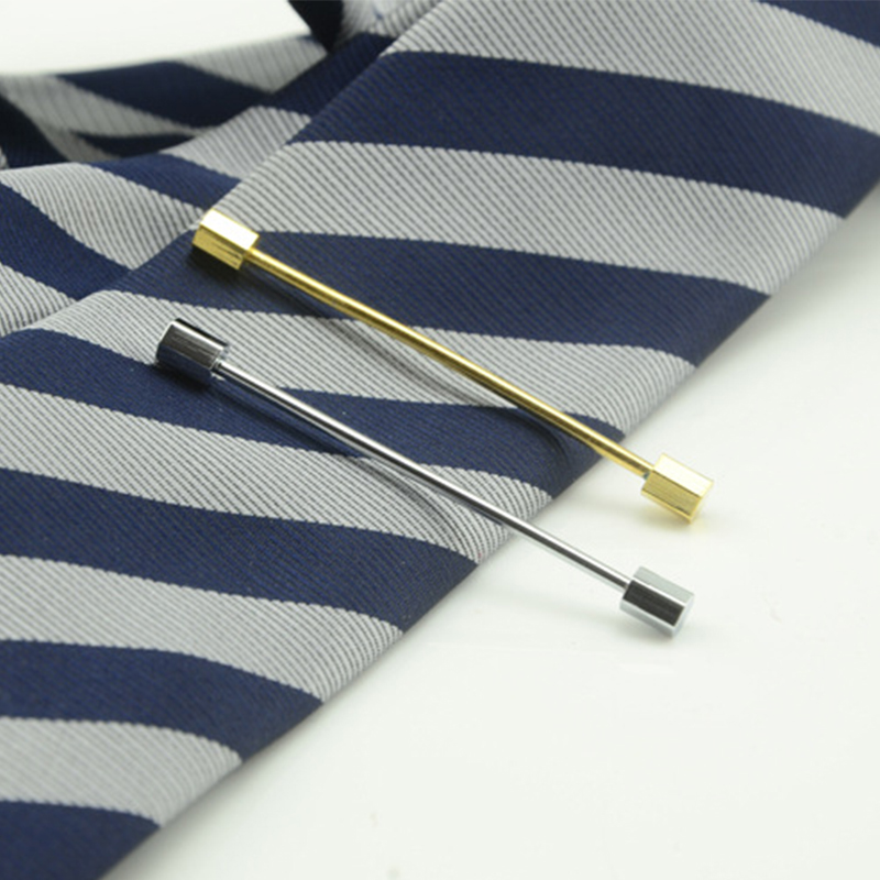 Fashion Men Shirt Collar Stays Wedding Copper Collar Stays Shirt Metal Collar Bar Pin Tie Bar Neck Wear Accessories