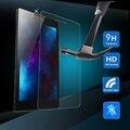9 h vidrio templado film protector de pantalla transparente para lenovo tab3 7 esencial 710f nuevas tabletas film protector de la pantalla 7 pulgadas