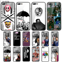 цена на Lavaza the Umbrella Academy Tempered Glass Case for Apple iPhone 6 6s 7 8 Plus X 5 5S SE XS 11 Pro Max XR Cover