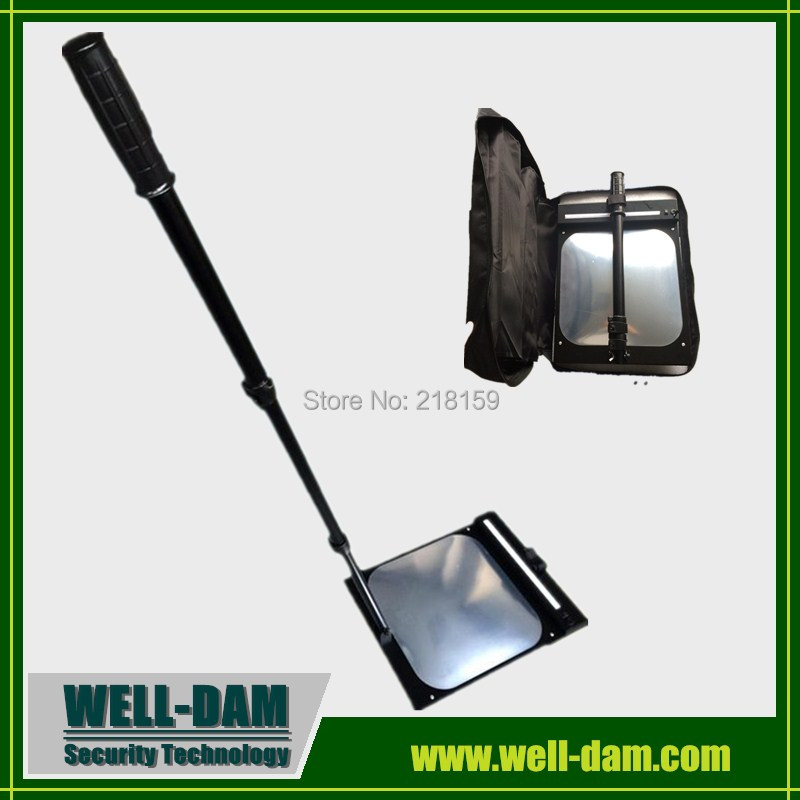 WD-MT2 Professinal Under Vehicle Inspection Mirror For Hotel Security Check цена