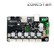 Zonestar Reprap 3D-принтеры контроллер материнская плата zmib ATMEGA 1284 P для Z5 Z6