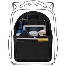 Felt Travel bag Insert Backpack Organizer, Purse Organizer For Men,Women Mummy Shoulder Tote Bags Handbag