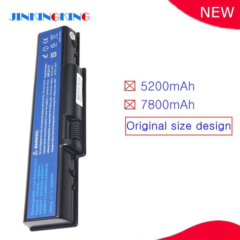 Laptop Battery FOR Acer Aspire 4732Z 5517 5532 5332 AS09A31 AS09A41 AS09A51 AS09A56 AS09A61 AS09A70 AS09A71 AS09A73 AS09A75