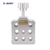 SVBONY Dovetail Clamp Fully Metal Middle Size Dovetail for Astronomy Telescopes w/Brass Screws Dropshipping F9144