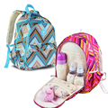 Maternity Backpack Baby Diaper Bag Nappy Large Capacity for Travel Fashion Mother Nappy Changing Bag Bebe Bolsa