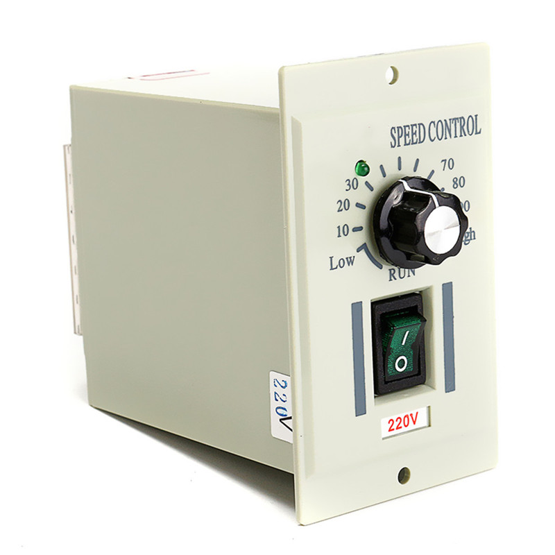 все цены на 220V AC Speed Controller Speed Controller For 400W motor DC 0-220V controller онлайн
