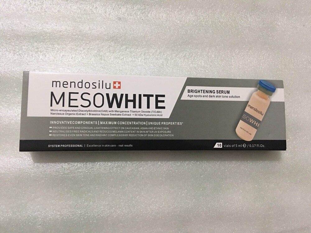 Mendosilu Meso White Brightening Serum 10 x 5 ml BB