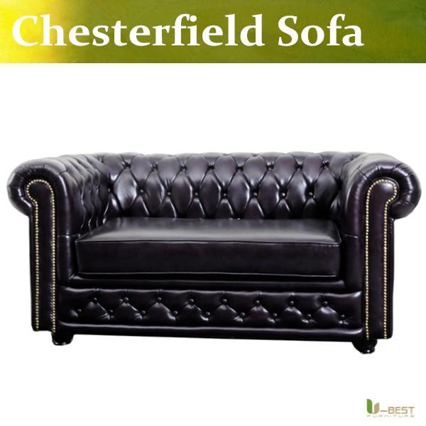 U BEST High quality Classical sofa pull clasp sofa european style Chesterfield Sofa living room sofa