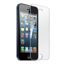 High Quality Screen Film Protector Tempered Glass Screen Protector Film For Apple iphone 5 5S 5C