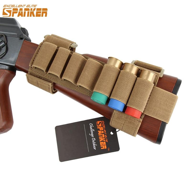 뛰어난 엘리트 스패커 모듈러 전술 총 홀더 12 탄약 - 수렵