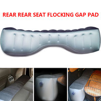 Car Back Seat Gap Pad Auto Seat Cover Inflation Bed Air Mattress Vehicle Air Bed Travel Sleeping Inflatable Cushion Sofa