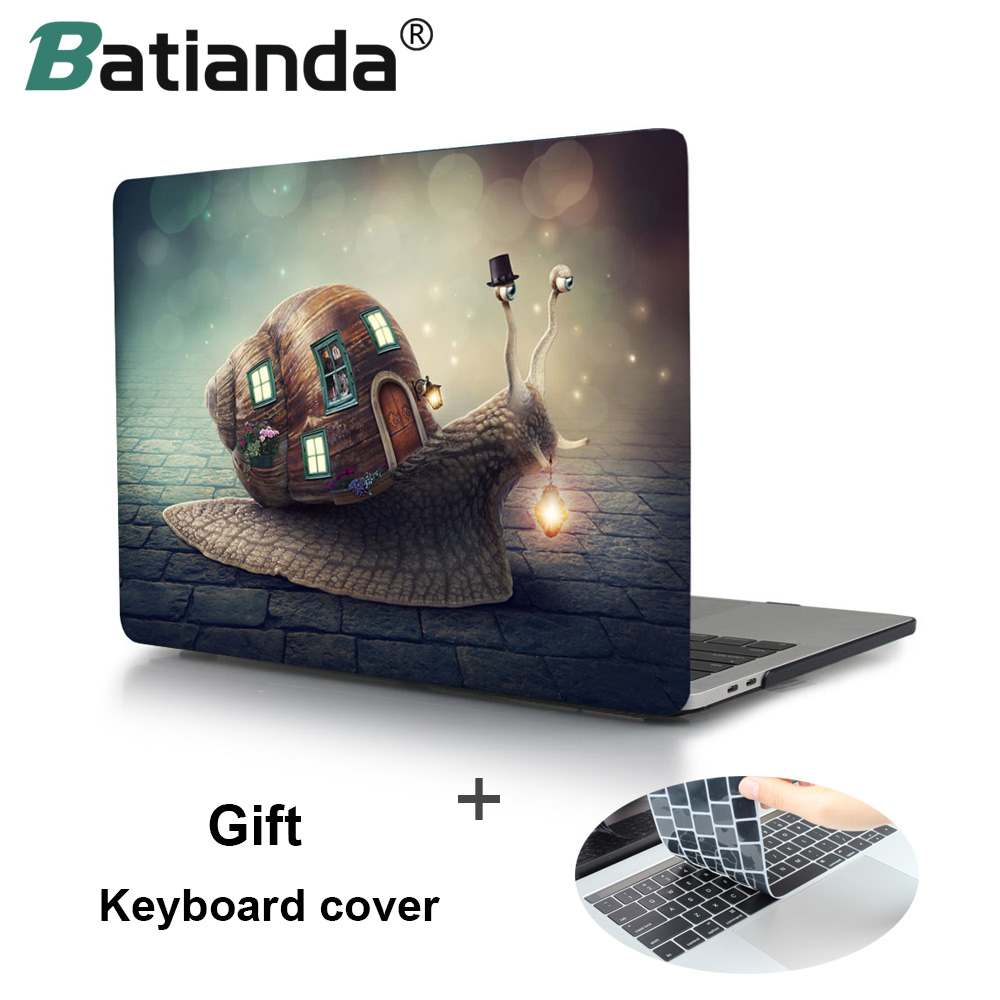 все цены на For MacBook Pro 13 15 Case 2016 & 2017 & 2018, Hard Shell Cover for Apple MacBook Pro Retina 15.4 inch A1707 Air 11 12 13 Sleeve