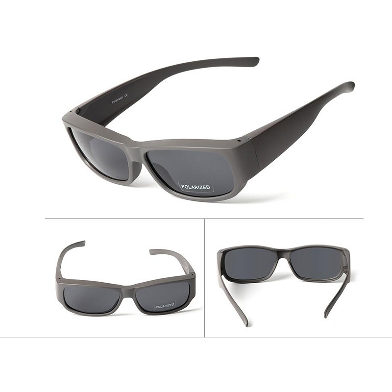 Fit over Myopia okvir za polarizirane sunčane naočale za vožnju u - Biciklizam - Foto 6