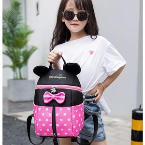 New Cartoon Backpack Minnie Mi