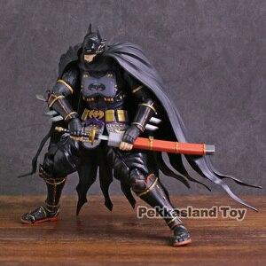 Image 3 - SHF DC Ninja Batman PVC Action Figure Toy Brinquedos Figurals Model Gift