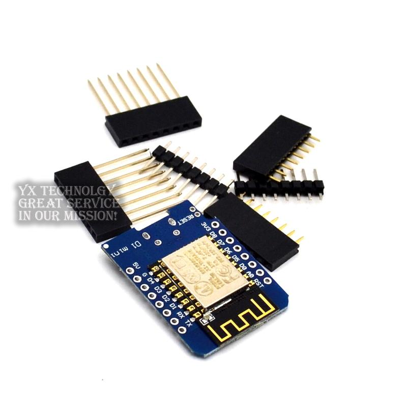 ESP8266 NodeMcu Lua WIFI board D1 mini version