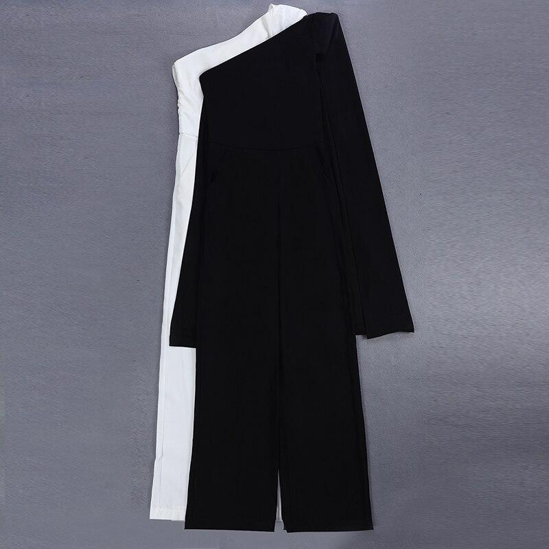 cou Piste Femmes Mode Nouvelle Salopette Bling Designer V De 2018 Paillettes Gaze 18OtwqR