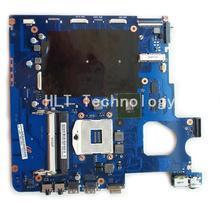 HOLYTIME ноутбука материнская плата для Samsung NP300 NP300E5C HM75 BA92-10825A Scala3-15/17CRV DDR3 100% полностью протестирована