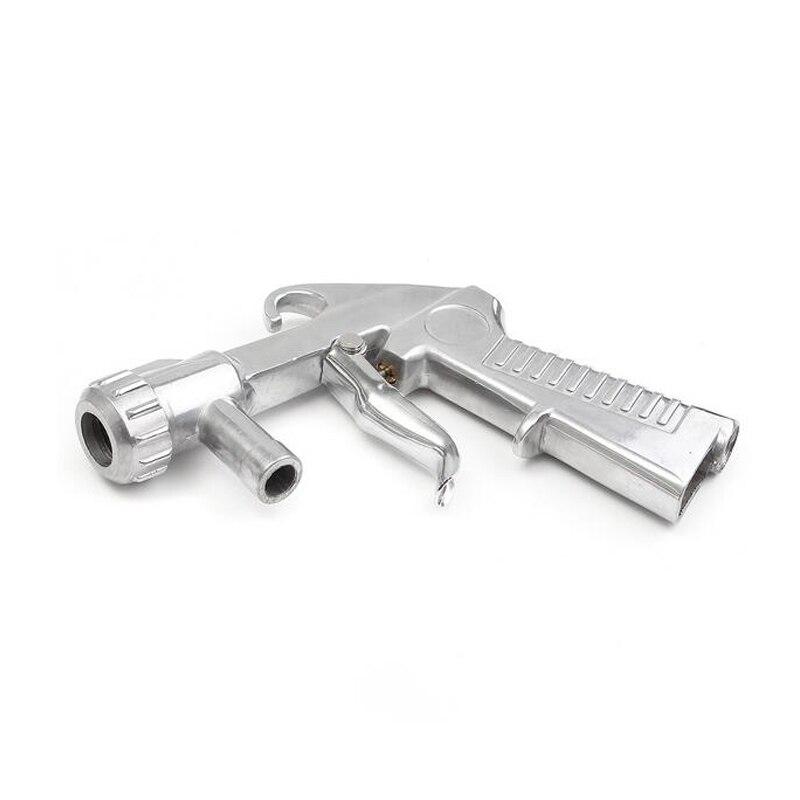 Image 5 - Sandblaster Feed Blast Gun Air Siphon Sand Blasting Abrasive Tool Ceramic Nozzles Tips Kit Power Tools Sprayer Freeshipping-in Spray Guns from Tools on