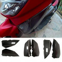 Modified Motorcycle NMAX nmax turn signal lamp light side cover shield protector for yamaha nmax155 nmax125 2016 2017 2018 2019