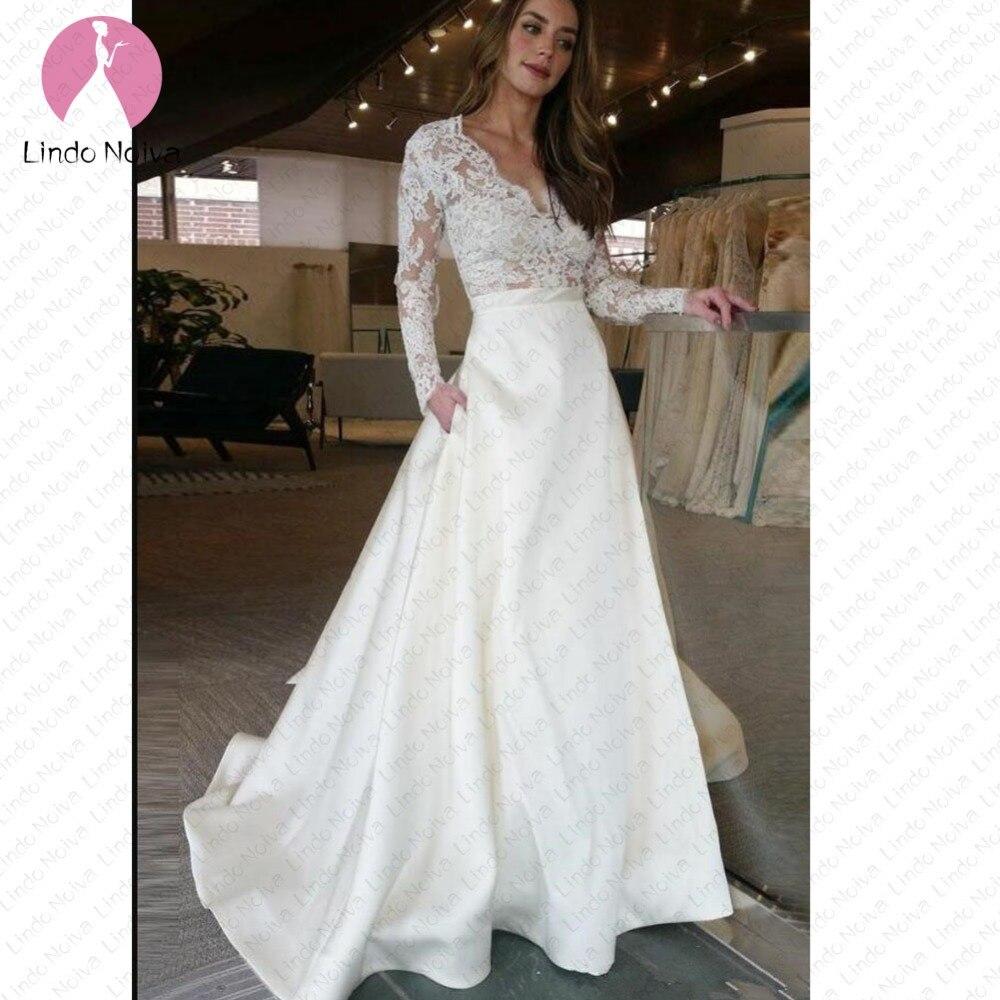 Weddings & Events Leiyinxiang New Arrival Evening Dress Sexy Trumpet Vestido De Festa V-neck Backless Appliques Lace Custom Made Acetate Popular