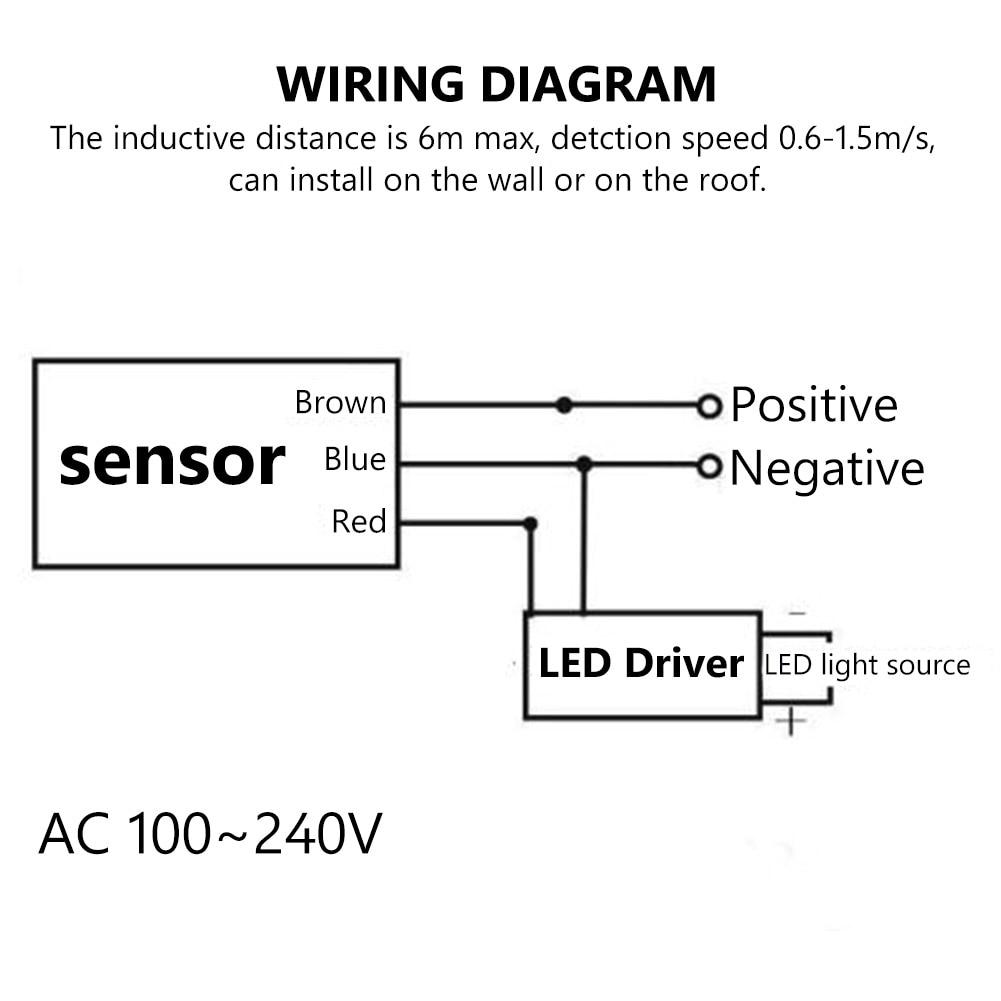 automatic bathroom light switch circuit