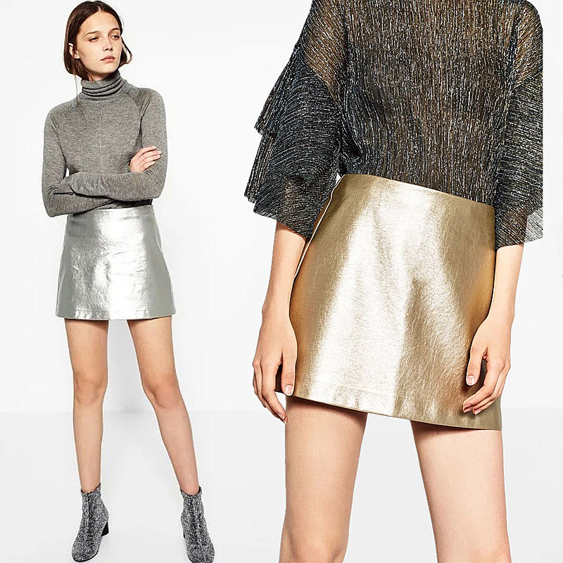 Compare Prices on Gold Pencil Skirt- Online Shopping/Buy Low Price ...