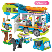 New Original Banbao City Girl's Dream House Building Blocks Sets 405pcs/lot Building bricks toys for girls Compatible with Lego new original banbao 8342 city patrol boat building blocks sets police boats model assemble bricks toys s213
