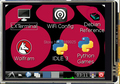 Бесплатная доставка 3.2 дюймов TFT LCD дисплей жк-модуль с сенсорным экраном для пи малины B + B + + пи малины 3