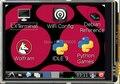O envio gratuito de 3.2 polegada TFT LCD tela de toque módulo para Raspberry Pi B + B A + Raspberry Pi 3