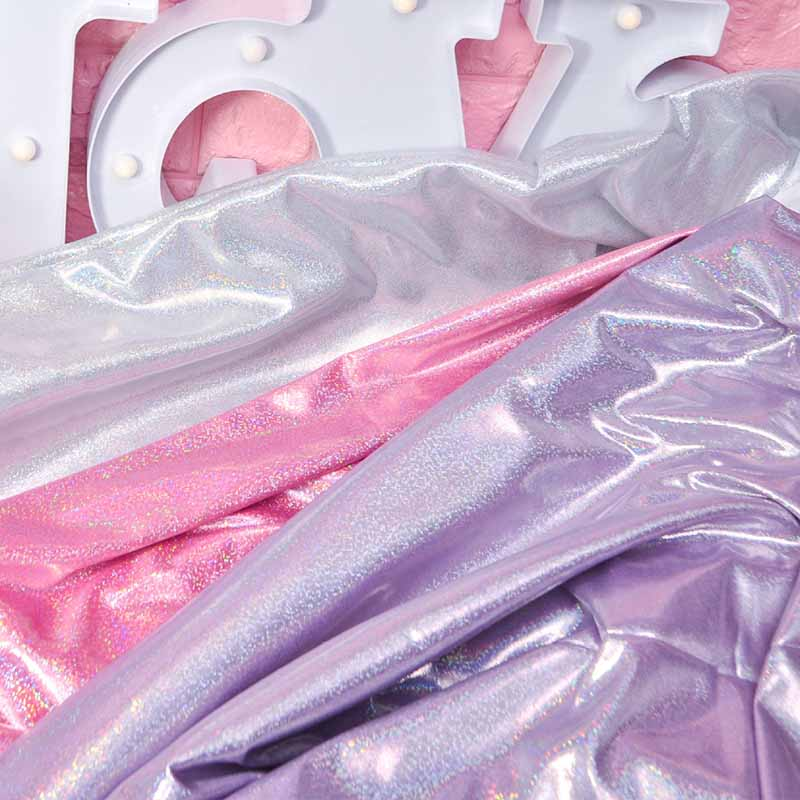 Iridescent Valentines Party Tablecloth Fabric Backdrops DIY Apparel Sewing For Baby Shower New Year Dinner Pink Decor 90*150CMIridescent Valentines Party Tablecloth Fabric Backdrops DIY Apparel Sewing For Baby Shower New Year Dinner Pink Decor 90*150CM