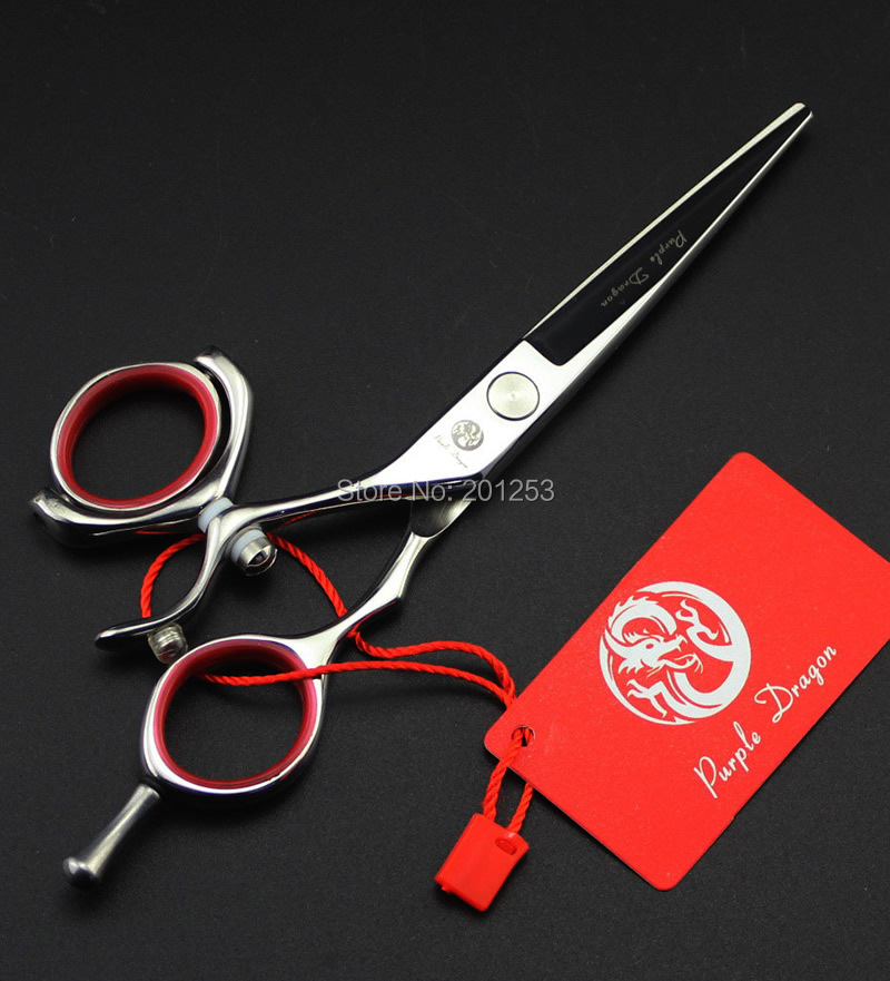 5.5Inch 360 Degree Rotation Left Hand Cutting Scissors Hair Shears for Salon Hairdressers JP440C  with Free Case 1pcs LZS0637 levett caesar prostate massager for 360 degree rotation g spot