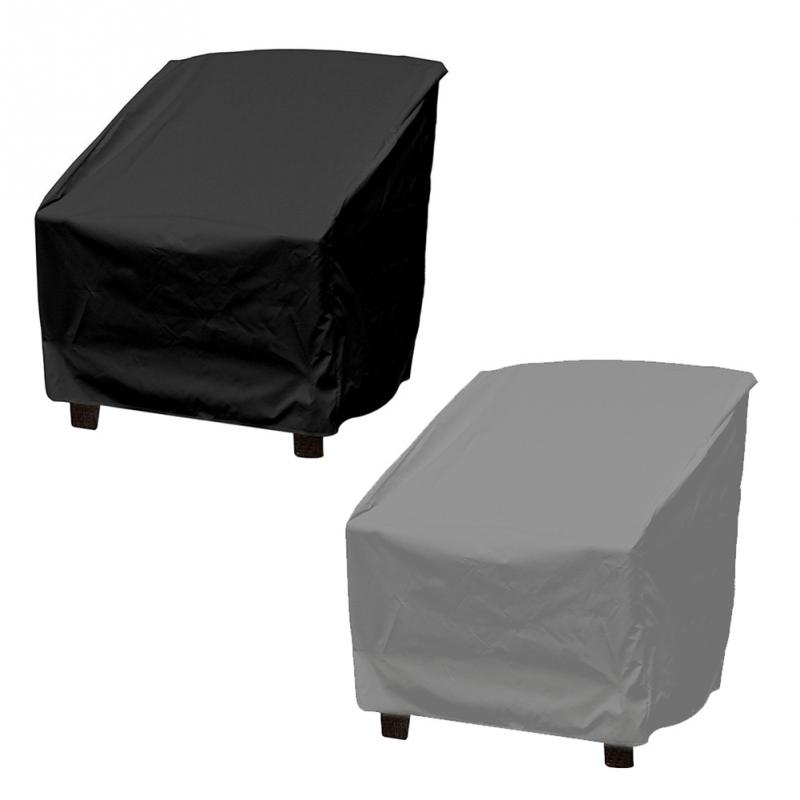 Household Merchandises Hearty Waterproof Outdoor Patio Garden Furniture Covers Rain Snow Chair Covers For Sofa Table Chair Dustproof Cover