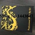 Freeshipping 1Set Taiwan Gold Permanent Makeup Dragon Tattoo Machine Cosmetic Permanent Makeup Eyebrow Tattoo Gun