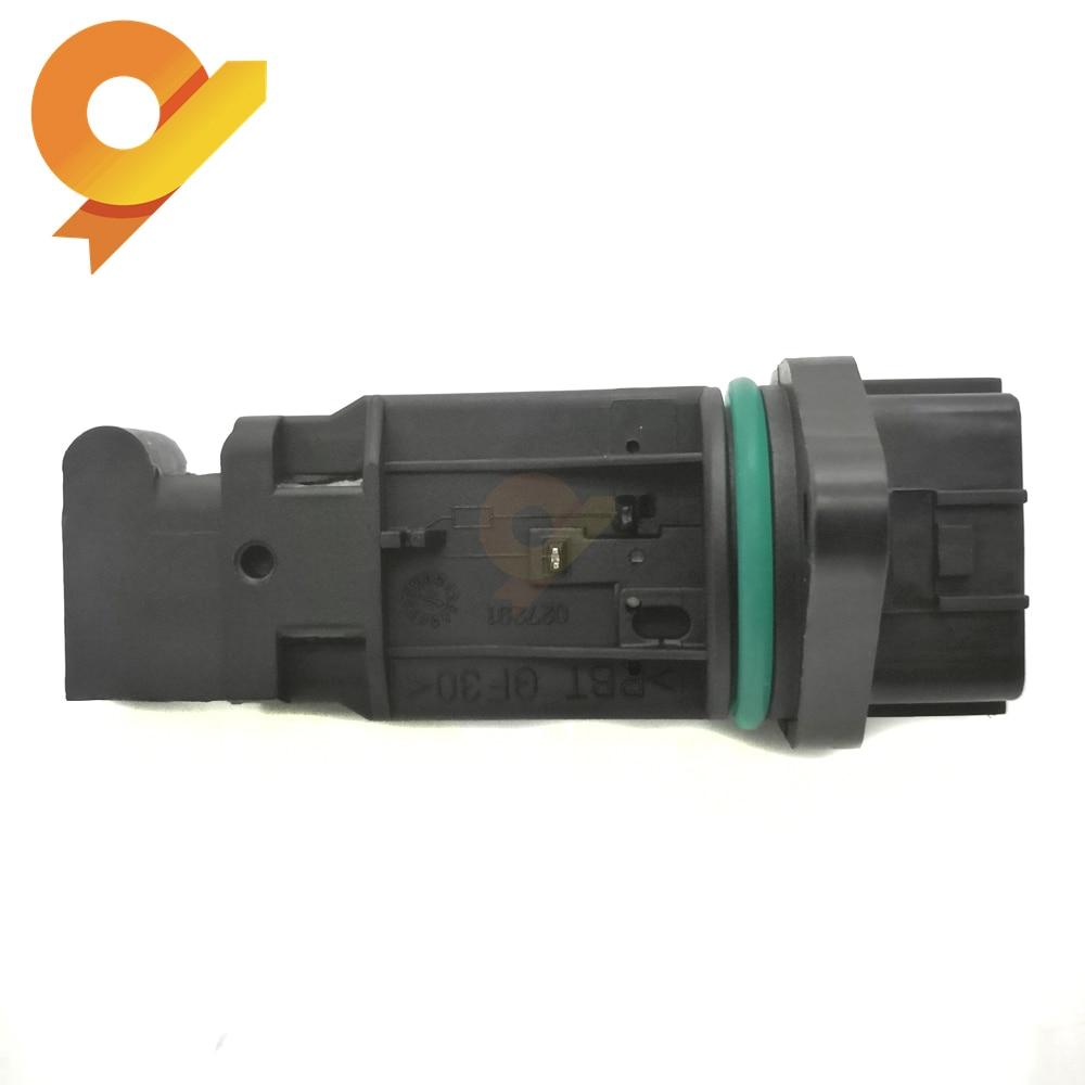 Steady Mass Air Flow Meter Maf Sensor For Nissan Navara D40 X-trail T30 2.5 Dci Yd25ddti 22680-5m301 22680-5m30a 22680-5m300 226805m301