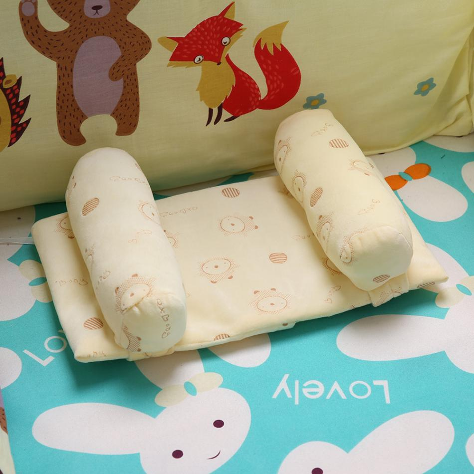 Baby Infant Sleep Positioner Support Pillow And Anti Roll Cushion To Prevent Flat Head 6