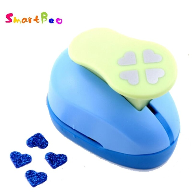 """Heart Punches for Scrapbooking Furador papel Scrapbook ; Pattern Width about: 25mm/1"""""""