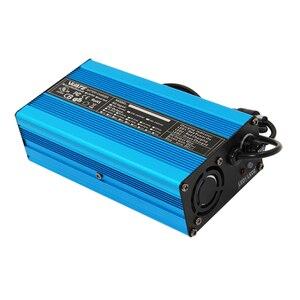 Image 3 - Carregador inteligente de bateria lifepo4 58.4v 4a, carregador inteligente para bateria 16s 48v lifepo4