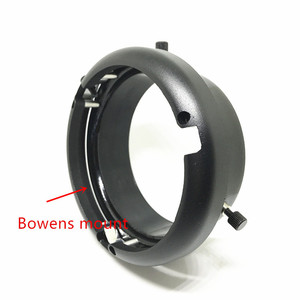 Image 2 - Speed Ring Adapter Voor Sluit Mini Mount Flash Om Bowens Mount Photogrpahy Accessoires Verwisselbare Mounts