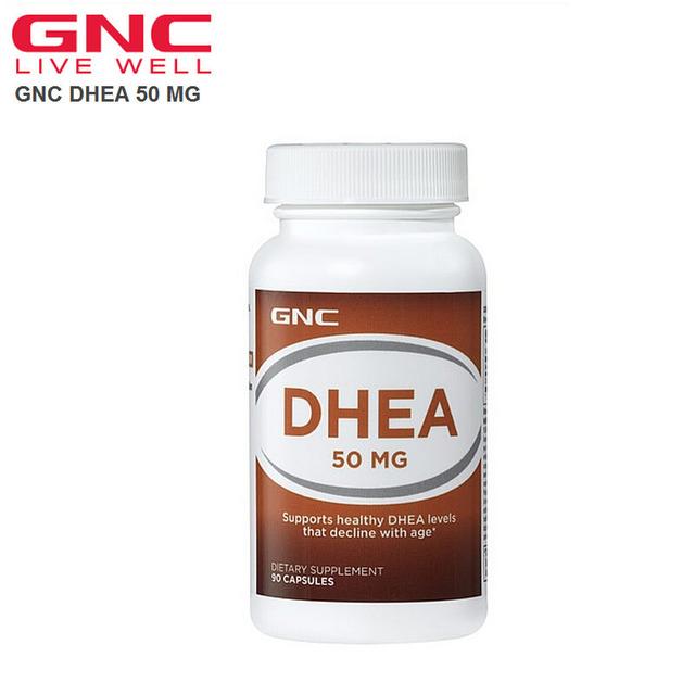 Envío libre DHEA 50 MG 90 Cápsulas
