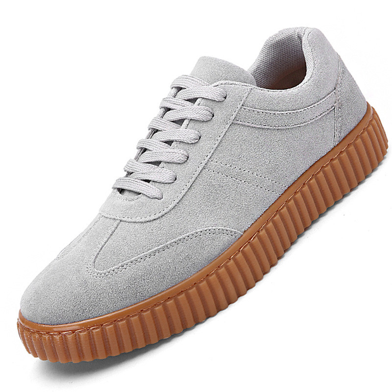 KUYUPP Men Casual Shoes quality creepers suede shoes size 39-44 luxury men shoes flats chaussure femme 2017 spring autumn Y171 (24)