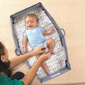 Портативный Складной Детская Кровать Супер Легкий Вес Путешествия Carry Легкий Складной Детские Кроватки Мягкий Новорожденного в Колыбель Рюкзак C01